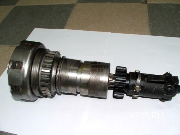 Редуктор пускового двигателя (РПД) ЮМЗ